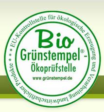 Grünstempel® - Ökoprüfstelle e.V » EU-Kontrollstelle für ökologische Erzeugung und Verarbeitung landwirtschaftlicher Produkte wie BIO Wein im Saale-Unstrut-Gebiet Freyburg